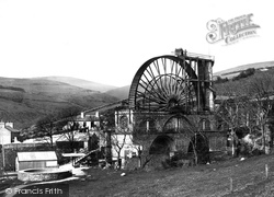 Wheel 1896, Laxey