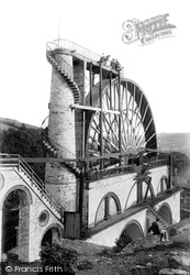 Wheel 1897, Laxey