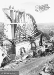 Laxey, Wheel 1907
