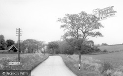 Barn Road c.1960, Laxfield