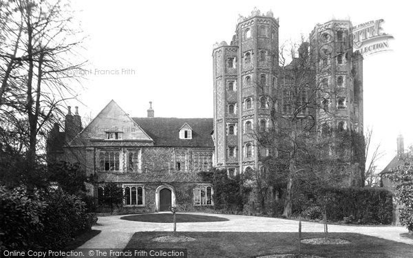 Photo of Layer Marney, The Tower 1892