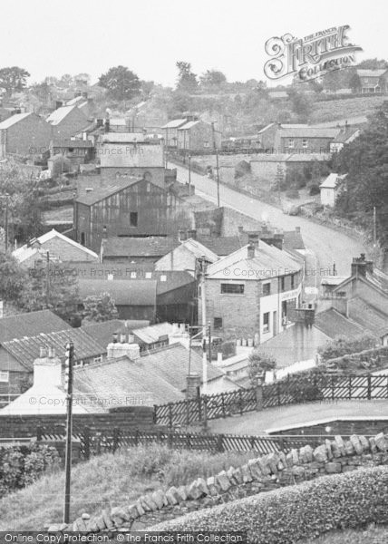 Photo of Lazonby, From Church Tower c.1955
