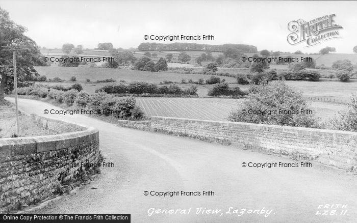 Photo of Lazonby, General View c.1965