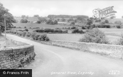 Lazonby, General View c.1965