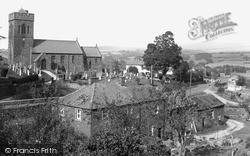 Lazonby, St Nicholas's Church c.1955