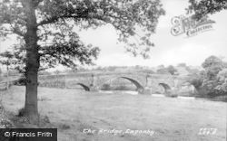 Lazonby, The Bridge c.1965