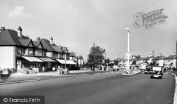 Blackpool Road c.1955, Lea