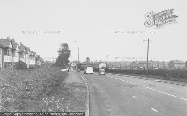 Photo of Lea, Blackpool Road c.1955
