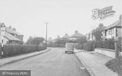 Lea Road c.1955, Lea