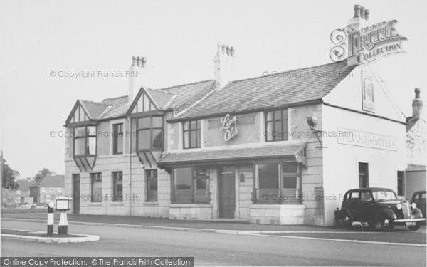 Photo of Lea, The Plough Hotel c.1955