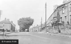 Durham Road c.1955, Leadgate