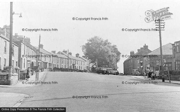 Photo of Leadgate, Durham Road c.1960