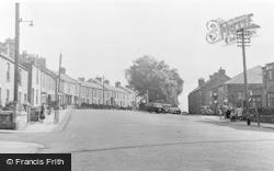 Durham Road c.1960, Leadgate