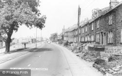 Durham Road c.1967, Leadgate