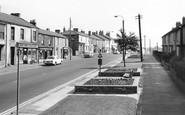 Leadgate, Front Street 1967