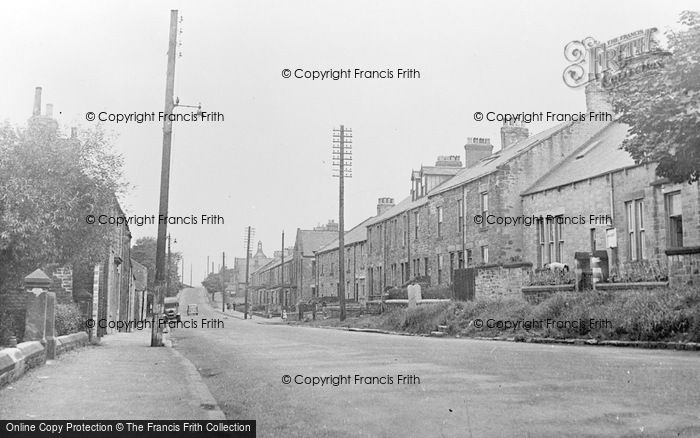 Photo of Leadgate, St Ives Road c.1955