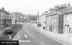 St Ives Road c.1960, Leadgate