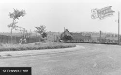 The Village c.1955, Leadgate
