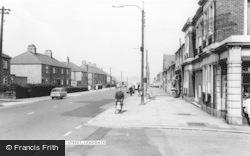 Watling Street c.1965, Leadgate