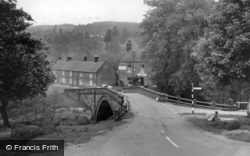 The Bridge c.1960, Lealholm
