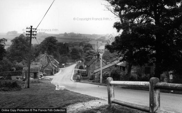 Photo of Lealholm, The Village c.1960