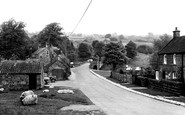 Lealholm, the Village Green c1955