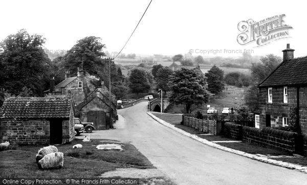 Lealholm, the Village c1955