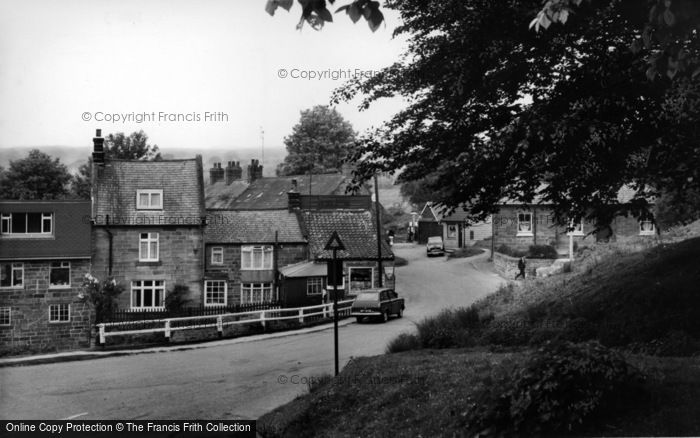 Photo of Lealholm, Village Stores And Post Office c.1960