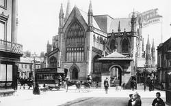 Leamington Spa, All Saints' Church 1892