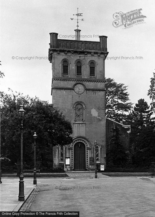 Photo of Leamington Spa, Christ Church 1922