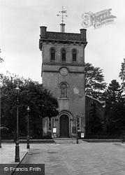 Leamington Spa, Christ Church 1922