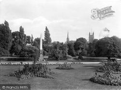 Leamington Spa, Jephson Gardens 1922