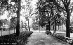 Leamington Spa, Linden Avenue 1922