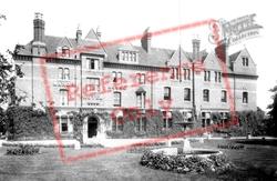 Leamington Spa, Manor House Hotel 1892