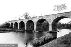 Leamington Spa, Railway Bridge 1892