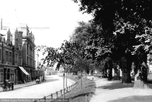 Leamington Spa, Regent Grove 1892