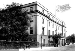 Leamington Spa, Regent Hotel 1892