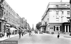 Leamington Spa, Regent Hotel 1932