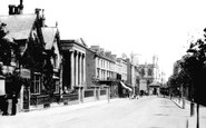 Leamington Spa, Spencer Street 1892