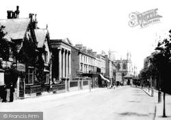 Leamington Spa, Spencer Street 1892