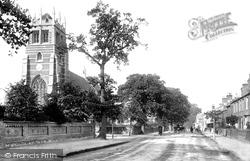 Leamington Spa, St Mark's Church 1892