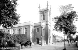 Leamington Spa, St Mary's Church 1892