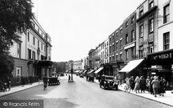 Leamington Spa, The Parade 1932