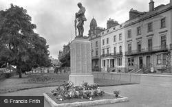 Leamington Spa, The War Memorial 1922