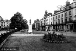 Leamington Spa, War Memorial Gardens 1922