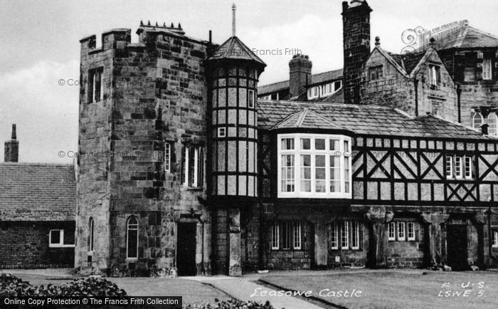 Photo of Leasowe, Castle c.1955