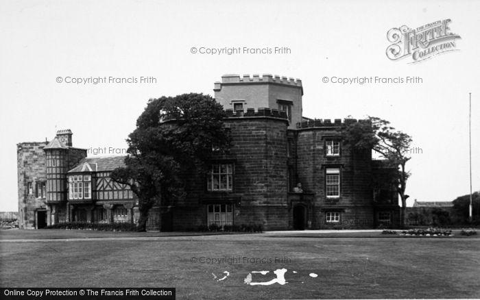 Photo of Leasowe, Castle c.1955