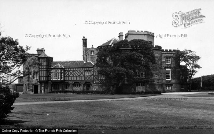 Photo of Leasowe, Castle c.1965
