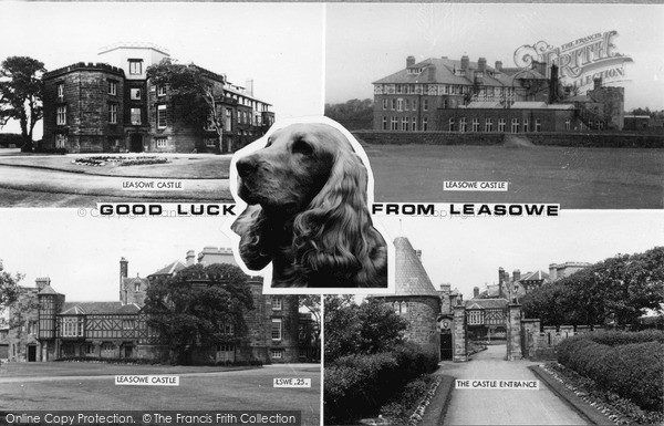 Photo of Leasowe, Good Luck c.1965