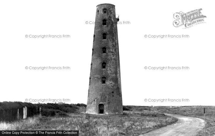 Photo of Leasowe, Lighthouse c.1965